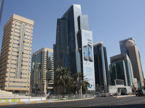 VS6 – Abu Dhabi Skyscraper Building Wrap